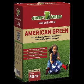 greenfield rasensamen american green. Black Bedroom Furniture Sets. Home Design Ideas