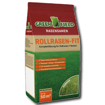 Greenfield Rollrasen-Fit